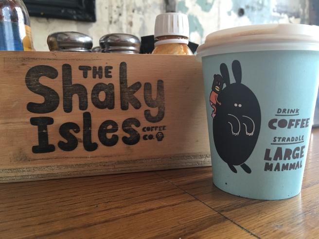 Shaky Isles Coffee Auckland