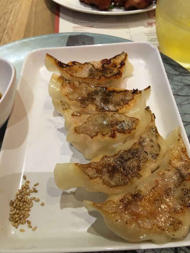 Pan Fried Chicken Gyoza | Harajuku Gyoza Brisbane