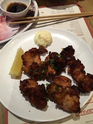 Chicken Karaage | Harajuku Gyoza