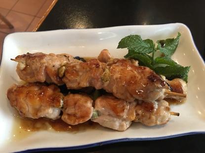Chicken Yakitori Tokushima Collingwood