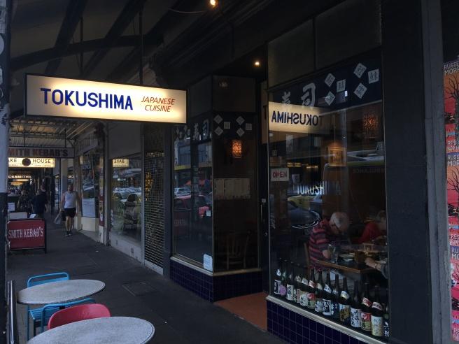 Tokushima Japanese Smith St Collingwood