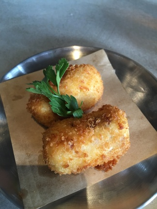 Ham Hock and Cheddar Croquettes | Up In Smoke